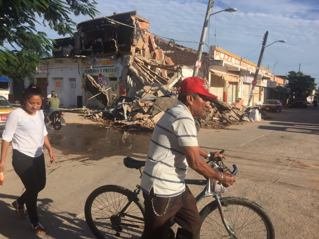 7 de septiembre, la noche que empezaron los terremotos
