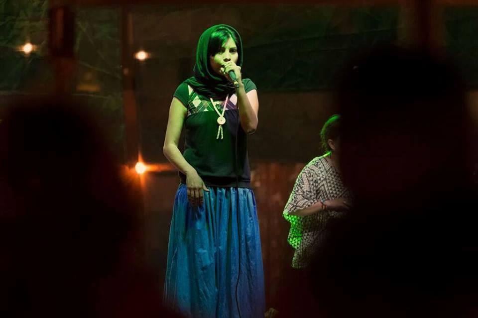 Las mujeres del movimiento musical indígena contemporáneo