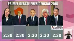 El troll de los martes y el debate presidencial