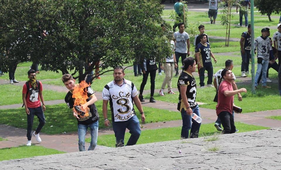 10 puntos para entender ataque de porros en la UNAM