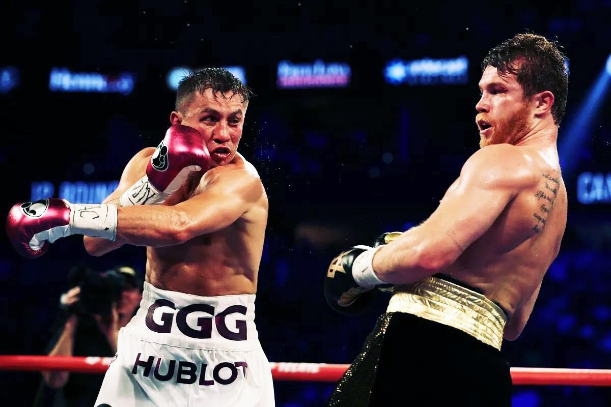 Canelo vs Golovkin: una buena pelea sin gloria