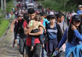 La caravana no busca el sueño americano; huye de pesadilla hondureña